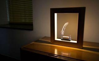 慢动作画框装置Slow Dance           带给你时间放慢的错觉