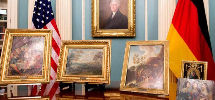 美国国家艺术画廊归还纳粹掠夺艺术品