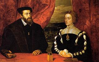 他靠画画出任外交官并迎娶白富美……