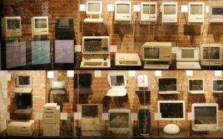 一万年难遇的罕有旧Mac大拍卖
