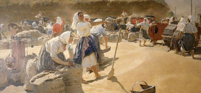 影响中国画坛的五位外国女艺术家
