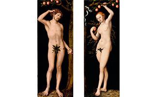 """美法院裁决老卢卡斯作品""""亚当""""和""""夏娃""""的归属权"""