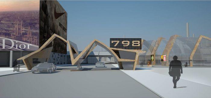 北京798艺术区房租飞涨  画廊业何去何从