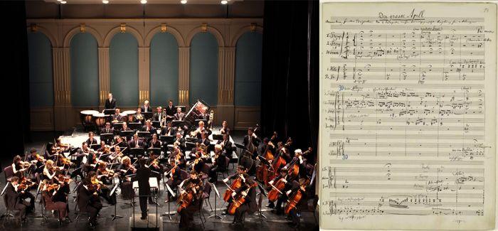 古斯塔夫·马勒的这篇手稿乐谱估价超过350万英镑