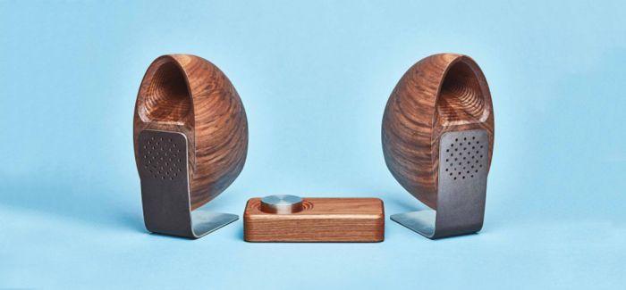 听见汪洋的回响!Grovemade 的木制海螺喇叭