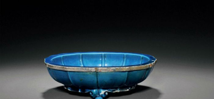 孔雀蓝釉:那一抹雨过天晴的惊艳