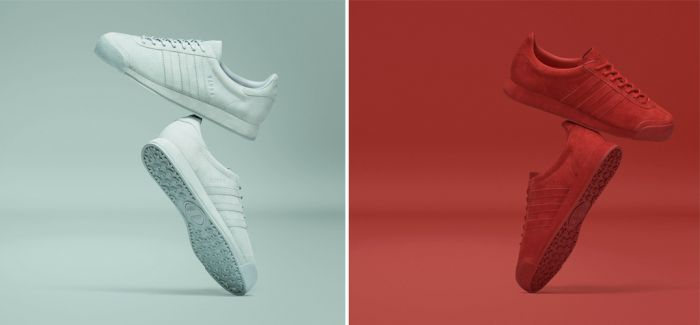 "adidas Originals 推出Samoa ""Pigskin"" 系列新配色"