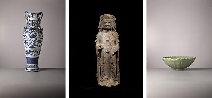博物馆级古董藏品荟萃:第十二届典亚艺博在香港举办
