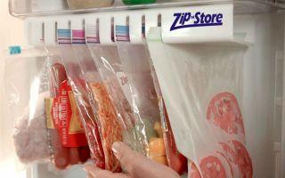 Zip n Store 夹链袋收纳器  轻松解决收纳烦恼
