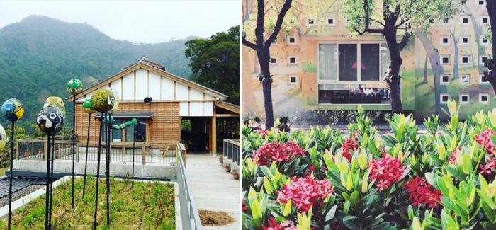 台湾 5 间绝美校园景点   看了也想在这上学