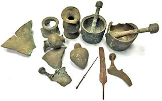 以色列一家族将3500年前最古老金属工件赠予国家