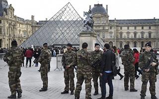 恐怖袭击和洪水已致卢浮宫参观量下降20%