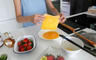 寻常早晨的幸褔时光: 草莓巧克力法式吐司卷