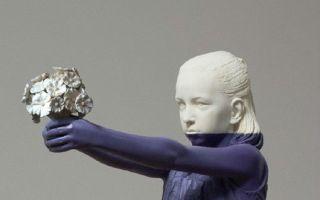 这些逼真的雕塑竟然是用木头雕刻的!