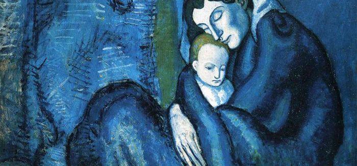 蓝色毕加索