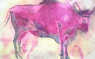 史前时代的艺术:马丁-格罗皮乌斯博物馆举办岩画展