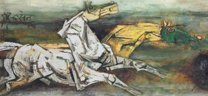 南亚现代 当代艺术9月14日亮相佳士得纽约亚洲艺术周
