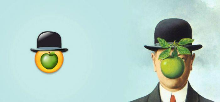 艺术家们的emoji表情包 by Sam Cantor
