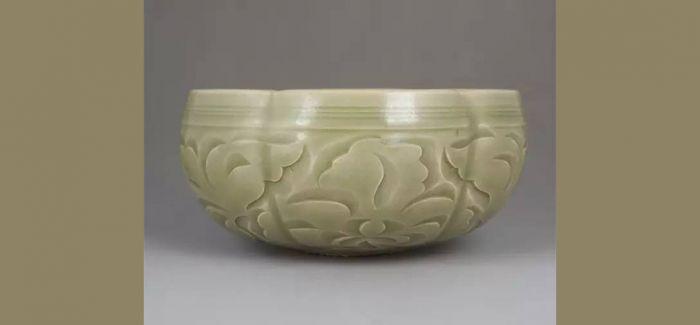 此花开尽更无花:那些古代陶瓷上的菊花纹样
