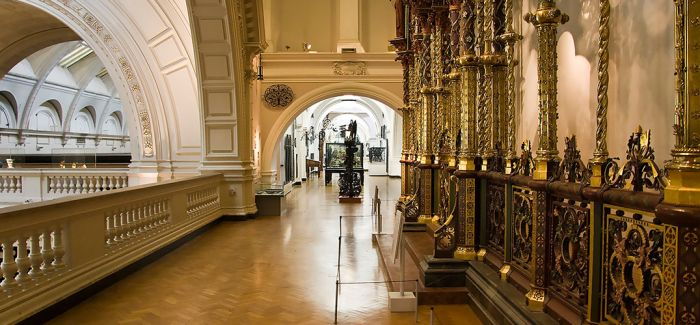 """因英国""""脱欧""""维多利亚和阿尔伯特博物馆馆长辞职"""