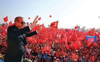 土耳其未遂政变导致数千名文化生产者被扣押