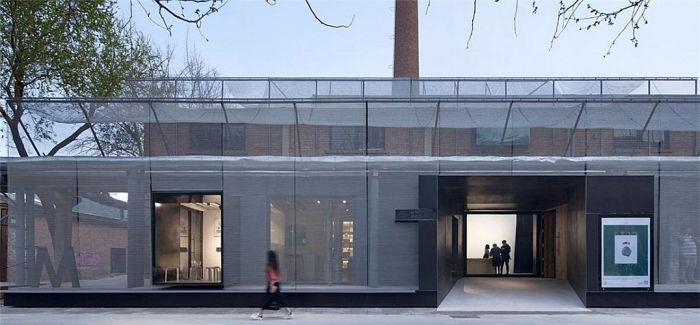 798木木美术馆入口改造 by 直向建筑