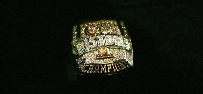 3550美元实现冠军梦:2004年活塞冠军戒指被拍卖