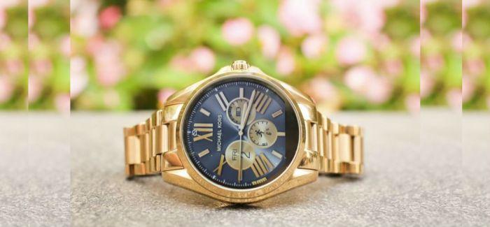 主打轻奢定位  Michael Kors 推出智能手表