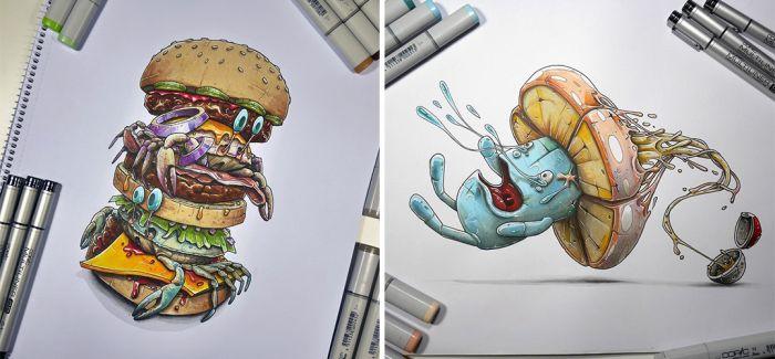 泪奔的小精灵 pokemon by Tino Valentin