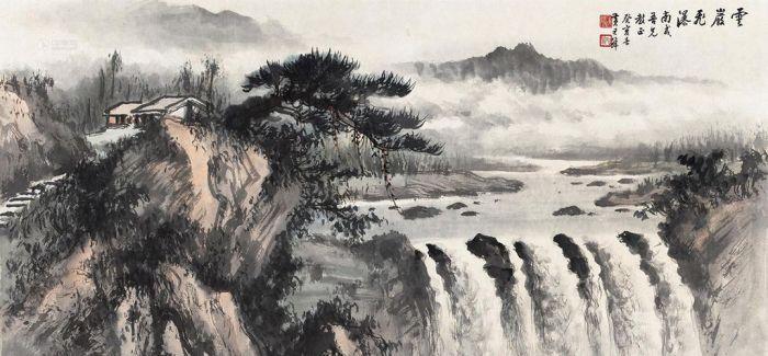 黃君璧 溥儒 于右任 张大千书画亮相保利香港秋拍