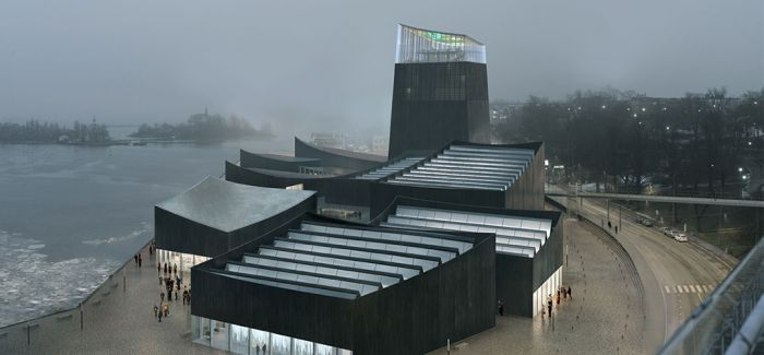 芬兰政府拒绝承担古根海姆赫尔辛基分馆建设资金