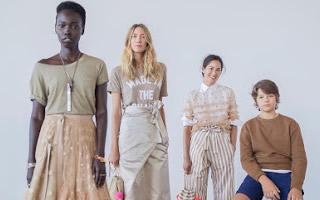 高大上的纽约时装周突然冒出一群素人模特