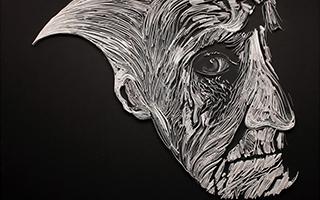 叹为观纸:艺术家 Yulia 的三维纸艺术
