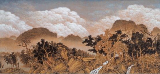 孤山远影——河上·高惠君个展即将登陆ART100 BEIJING