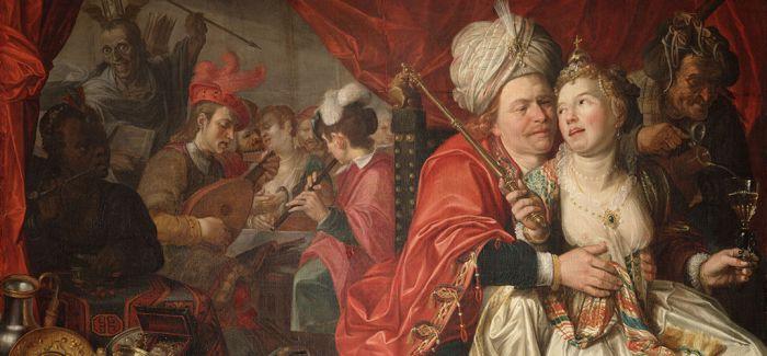 乌克兰归还荷兰失窃的黄金时代部分杰作