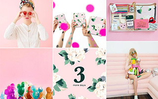 粉色控绝对会爱上具有疗愈效果的6个Instagram 账号