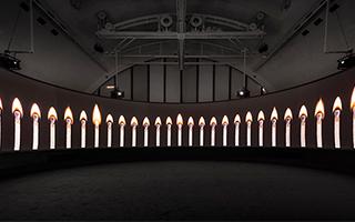 洛杉矶当代艺术博物馆的多感官展览