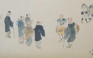 与谢芜村:一个会画画的俳句诗人