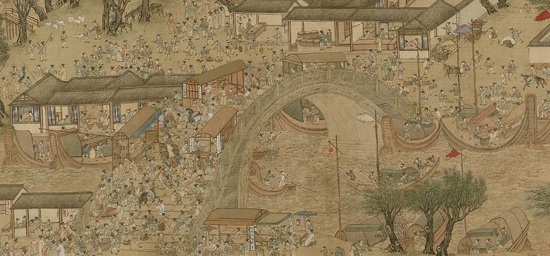 故宫寻兽地图 手绘