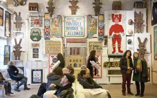 英国首家素人艺术商业画廊正式运营