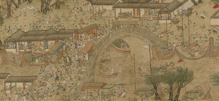 从高手仇英看宋元明界画特征