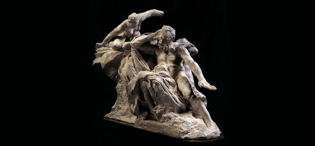 唯一的思想者:罗丹雕塑原作将在北京展出