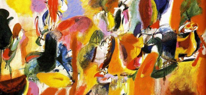 """英国皇家艺术研究院告诉你什么是""""抽象表现主义"""""""