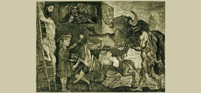 大英博物馆购藏毕加索重要版画以填补馆藏体系空白