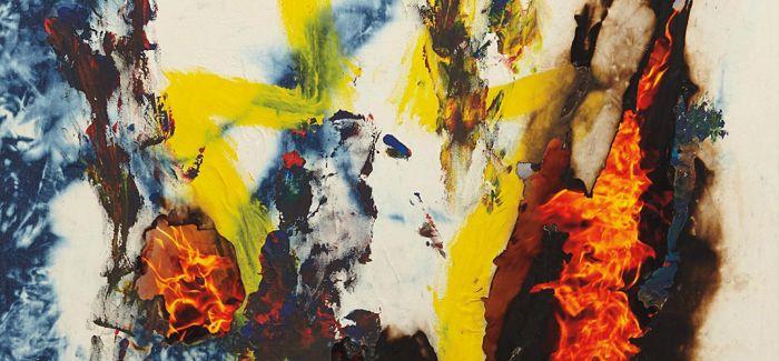 菲利普斯拍卖行卖场:青年艺术家是否确是市场宠儿