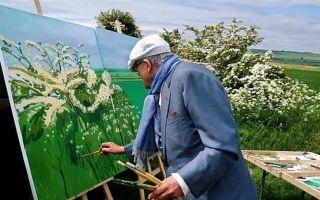 大卫·霍克尼:论油画大师 艺术史以及我们为什么爱自拍