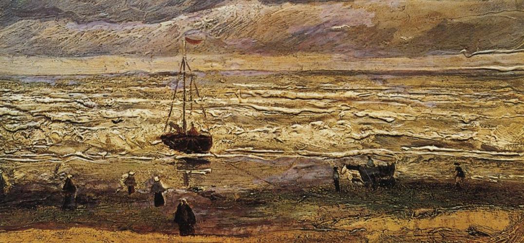 梵高两幅画作被盗14年后在意大利重现