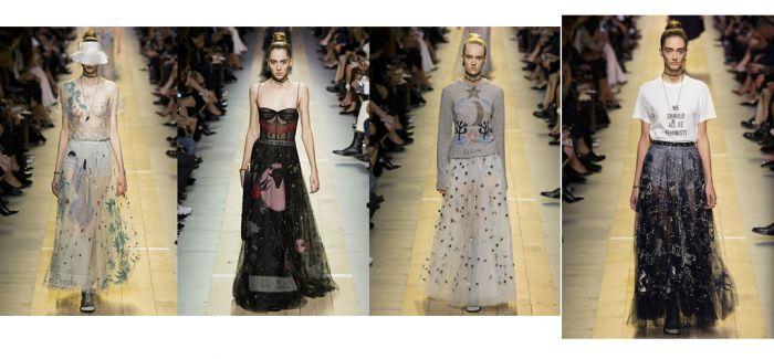 她把 Dior 设计成了 Valentino——关于 2017 春夏 Christian Dior 的三大看点