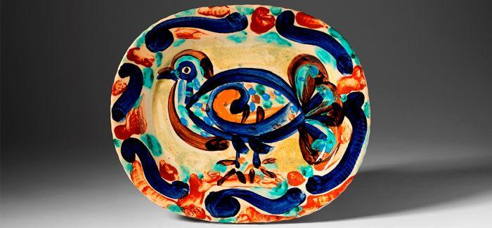 12件毕加索陶瓷原作首次亮相江西