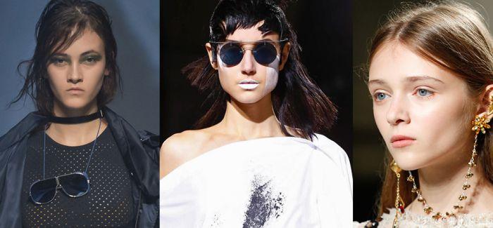 已落幕的 2017 春夏时装周告诉你  这五类配饰才是接下来的潮流